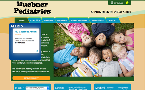 Huebner Pediatrics